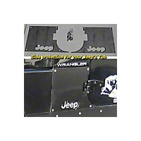 Gen-Right Steel Tub Panel Guards (97-06 Wrangler TJ) - Gen-Right 2001