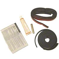 Omix-ADA Hardtop Seal Kit & Sealant (87-06 Wrangler YJ & TJ) - Omix-ADA 12304.07