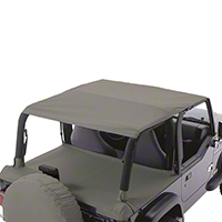 Rugged Ridge Roll Bar Top -  Khaki Diamond (97-06 Wrangler TJ) - Rugged Ridge 13581.36