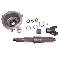 Rugged Ridge Heavy Duty NP231 Slip Yoke Eliminator Kit (87-06 Wrangler YJ, TJ) - Rugged Ridge 18676.6
