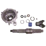 Rugged Ridge Heavy Duty NP231 Slip Yoke Eliminator Kit (87-06 Wrangler YJ, TJ) - Rugged Ridge 18676.60
