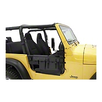 Bestop HighRock 4X4 Element Doors (97-06 Wrangler TJ) - Bestop 51791-15||51791-15