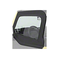 Bestop HighRock 4X4 Element Upper Doors, Black Denim (87-95 Wrangler YJ) - Bestop 51805-35