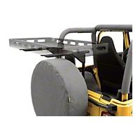 Bestop HighRock 4X4 Tailgate Rack Bracket (07-15 Wrangler JK 4 Door) - Bestop 41412-01