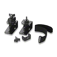 Warrior Products Hi-Lift Jack Hood Mount Kit (97-06 Wrangler TJ) - Warrior Products 1540