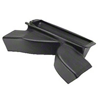 Omix-ADA Improved Floor Heater Duct (87-95 Wrangler YJ) - Omix-ADA 17907.05