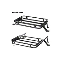 Warrior Products Interior Cargo Tray, Fixed Mount (87-06 Wrangler YJ & TJ) - Warrior Products 91651