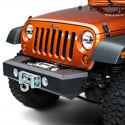 Rough Country Winch Bumper (07-13 Wrangler JK) - Rough Country 1054