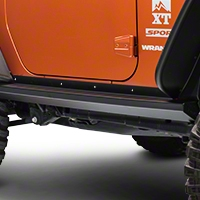 Teraflex Rock Guard Rock Sliders (07-13 Wrangler JK 2 Door) - Teraflex 4637300