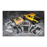 Mopar JK8 Independence Pickup Truck Conversion Kit (07-13 Wrangler JK 4 Door) - Mopar 77070049