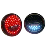 Off Road Only LiteDOTs LED Taillights (87-95 Wrangler YJ, 97-06 Wrangler TJ) - Off Road Only LD-RRW2