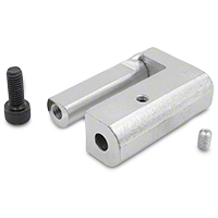Rough Country Manual Transmission Shifter Adapter (07-11 Wrangler JK) - Rough Country RC602
