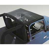 Rugged Ridge Mesh Summer Brief (92-95 Wrangler YJ) - Rugged Ridge 13575.01