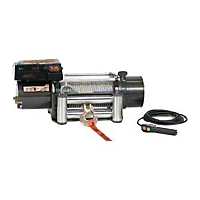 Mile Marker MX8 Electric Winch (Universal Application) - Mile Marker 76-52140