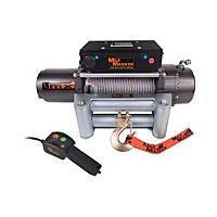 Mile Marker VMX-8 M.O.S.F.E.T Electric Winch (Universal Application) - Mile Marker 76-72140