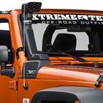 Rugged Ridge Modular XHD Snorkel Kit (07-11 Wrangler JK w/3.8L) - Rugged Ridge 17756.20