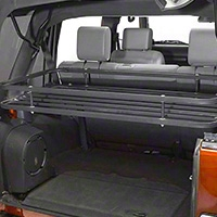 Olympic 4x4 Mountaineer Rack (07-13 Wrangler JK, 4 Door) - Olympic 4x4 907-171