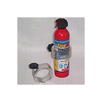 LiteGrip 16 oz Fire Extinguisher Mount (Universal Application) - Litegrip FG2