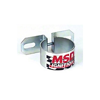 MSD Ignition Chrome Coil Bracket (Universal Application) - MSD MSD8213