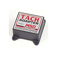 MSD Ignition Tach Adapter to be Used w/ Magnetic Trigger (Universal Application) - MSD 8920