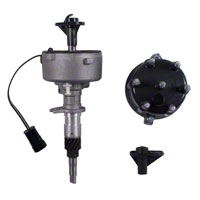 Omix-ADA New Distributor w/o Cap or Rotor for 4.0L (91-93 Wrangler YJ ) - Omix-ADA 17239.04