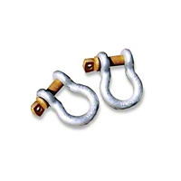 OK Offroad Mega 1 in. Import D-Ring Shackle Each - 1 1/8 in. Pin Diameter (07-13 Wrangler JK) - OK Offroad OK-SHI001