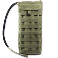 Smittybilt Olive Drab Green G.E.A.R. Hydration Pack (Universal Application) - Smittybilt 5661131