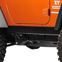 Olympic 4x4 1/4 Thick A/T Rocker Panel Guards (07-13 Wrangler JK 2 Door) - Olympic 4x4 120-161