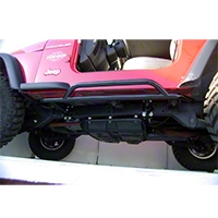 Olympic 4x4 Reverse-a-Bars (04-06 Wrangler TJ Unlimited) - Olympic 4x4 171-131
