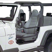 Olympic 4x4 Side Bars (97-06 Wrangler TJ) - Olympic 4x4 370-124