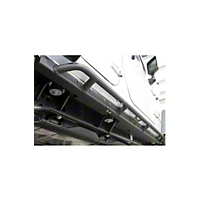 OR-Fab Black Rock Protectors Extension w/ Bar (07-13 Wrangler JK 4 Door) - OR-Fab 84307