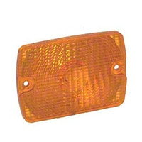Omix-ADA Park/ Signal Lamp Lens, Left or Right (87-93 Wrangler YJ) - Omix-ADA 12405.1