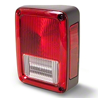 Omix-ADA Passenger Side Tail Light (07-13 Wrangler JK) - Omix-ADA 12403.36