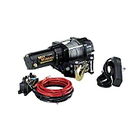 Mile Marker PE2500 Electric Winch (Universal Application) - Mile Marker 76-50105