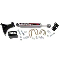 Rough Country Perf. 2.2 Steering Stabilizer (07-13 Wrangler JK) - Rough Country PERF87319