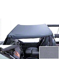 Rugged Ridge Pocket Brief -  Gray (92-95 Wrangler YJ) - Rugged Ridge 13584.09