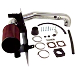 Rugged Ridge Polished Aluminum Cold Air Intake (97-06 Wrangler TJ w/4.0L) - Rugged Ridge 17750.01