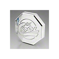 Be Cool Radiator Cap w/ Octagon Style (Universal Application) - Be Cool 71002