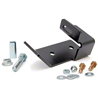 Rough Country Rear Track Bar Bracket (97-06 Wrangler TJ) - Rough Country 1087