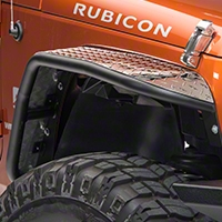 Warrior Products Rear Tube Flares, Pair (07-13 Wrangler JK) - Warrior Products 7312