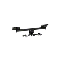 Warrior Products Receiver Hitch Bolt on Class III (87-95 Wrangler YJ) - Warrior Products 1030