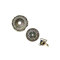 Omix-ADA Regular Clutch Kit - 4 CYL (87-90 Wrangler YJ) - Omix-ADA 16901.1