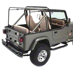 Rugged Ridge Replacement Soft Top Hardware Assembly (87-95 Wrangler YJ) - Rugged Ridge 13510.01||13510.01