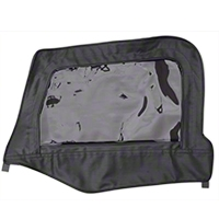 Smittybilt Replacement Upper Door Skin w/ Frame, Driver Side (97-06 Wrangler TJ) - Smittybilt 79435