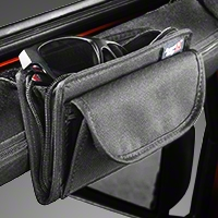 Rugged Ridge Roll Bar Sunglass Holder (Universal Application) - Rugged Ridge 12101.52
