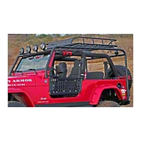 Body Armor Roof Rack Base (97-06 Wrangler TJ) - Body Armor TJ-6125