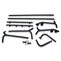 Body Armor Roof Rack Base (07-13 Wrangler JK 4 Door) - Body Armor JK-6124
