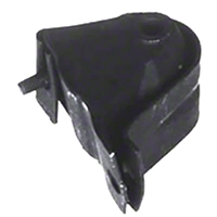 Omix-ADA Rubber Engine Mount Each, Left or Right (87-93 Wrangler YJ w/4 CYL) - Omix-ADA 17473.03