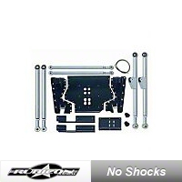 Rubicon Express -RE7231 Extreme Duty Long Arm Upgrade Kit (03-06 Wrangler TJ) - Rubicon Express 7231