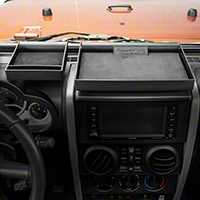 Rugged Ridge Dash Organizer (07-10 Wrangler JK) - Rugged Ridge 13551.1